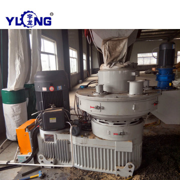 Biomass XGJ560  wood pellet press making pellet