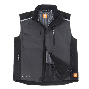 Softshell Bodywarmer Water-repellent vest