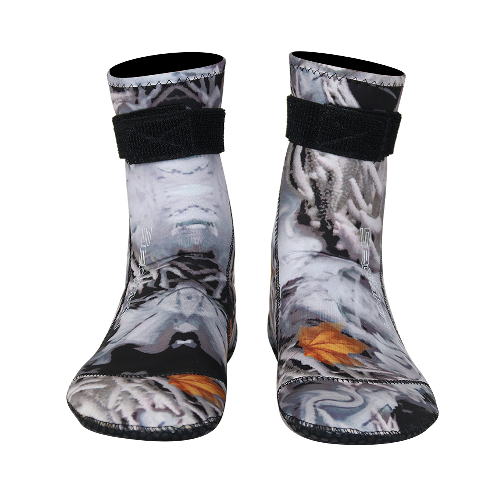 Camo Diving Socks