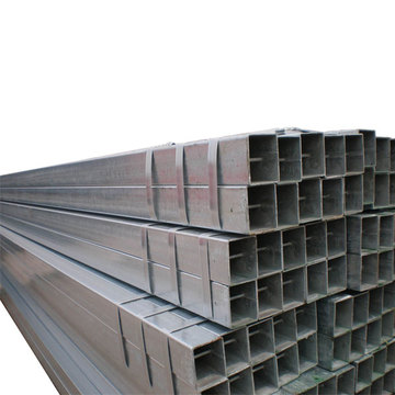 Galvanized Hollow Rectangular Pipe