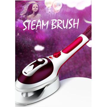 Hand - held steam brush ceramic underplate hanging ironing machine portable steam iron brush GOOD