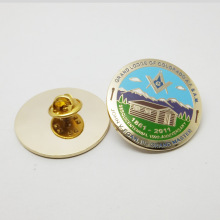 Custom Soft Enamel Trading Lapel Pins