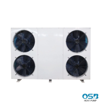 Commercial EVI Heat Pump Low Temp -25'C Operation