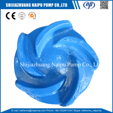 2 4 5 Vane Open Type Impeller impulsores