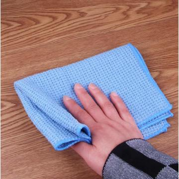 Water-dried Car Window Glass Cleaning Cloth