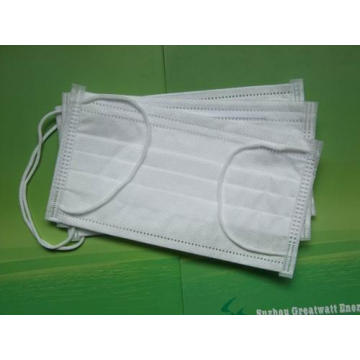 Breathable medical surgical mask