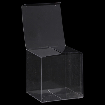 Custom Plastic Package PVC Transparent Gift Boxes