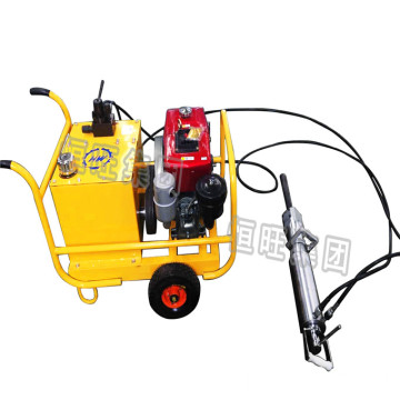 Fast Speed Darda Hydraulic Concrete  Rock Splitter