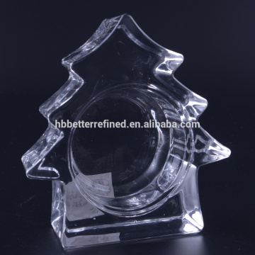 Crystal Tea Light Christmas Candle Holder