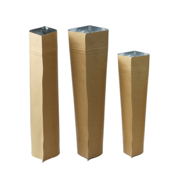 Aluminum Foil Zip lock Stand Up Paper Bag