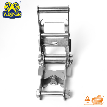 Stainless Heavy Duty Steel Ratchet Buckle With High Quality