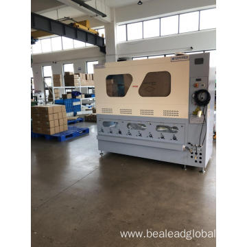 Four Head Down Coat Filling Machine