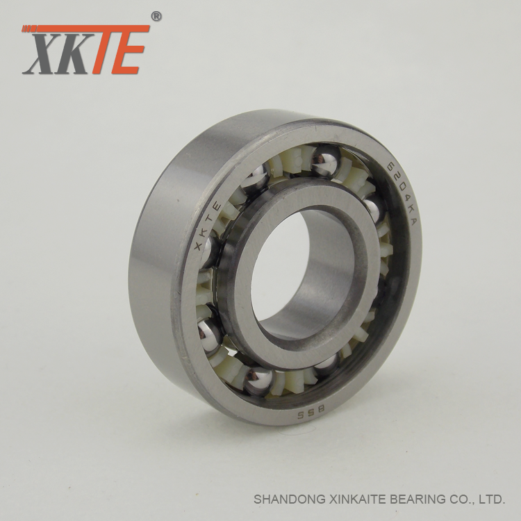 Polyamide Cage BB1B420204 C3 Bearing For Idler Roller