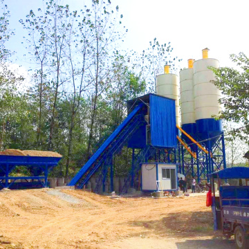 Precast concrete mixing plants Equipment