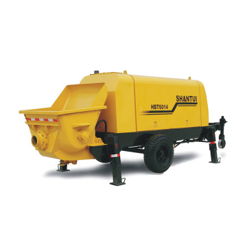 HBT6014 Concrete Pump Trailer Urbanization Series Equipment