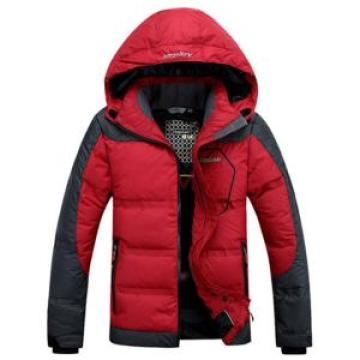 Winter hiking custom high quality ski jackets men