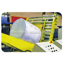 Paper Roll Upender for Clamp Truck