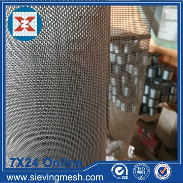 Security Mesh for Window