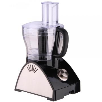 Food processor with dough blade