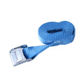 Blue Cam Buckle Lashing Straps