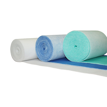 Synthetic Fiber Roll Air Filter Media