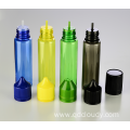60ml  plastic color  bottle for vape