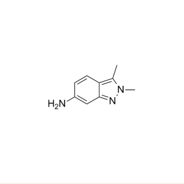 Cas 444731-72-0,2,3-Dimethyl-2H-indazol-6-amine For making Pazopanib Hydrochloride