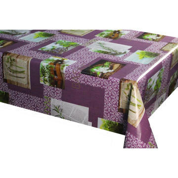 Elegant Tablecloth with Non woven backing in Bangladesh