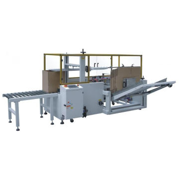 Automatic carton molding machine