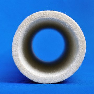 Polyester Felt Roller Sleeve For Aluminum Extrusion