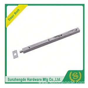 SDB-007SS Hot Selling Zinc Security Door Latch Spring Barrel Bolt