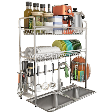 Thick Stainless Steel Sink Rack