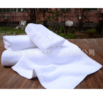 Softest Plush Hotel Washcloth Small Size Hand Towel