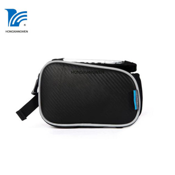 I-Waterproof Bike Top Tube Ucingo Front Uzimele Bag