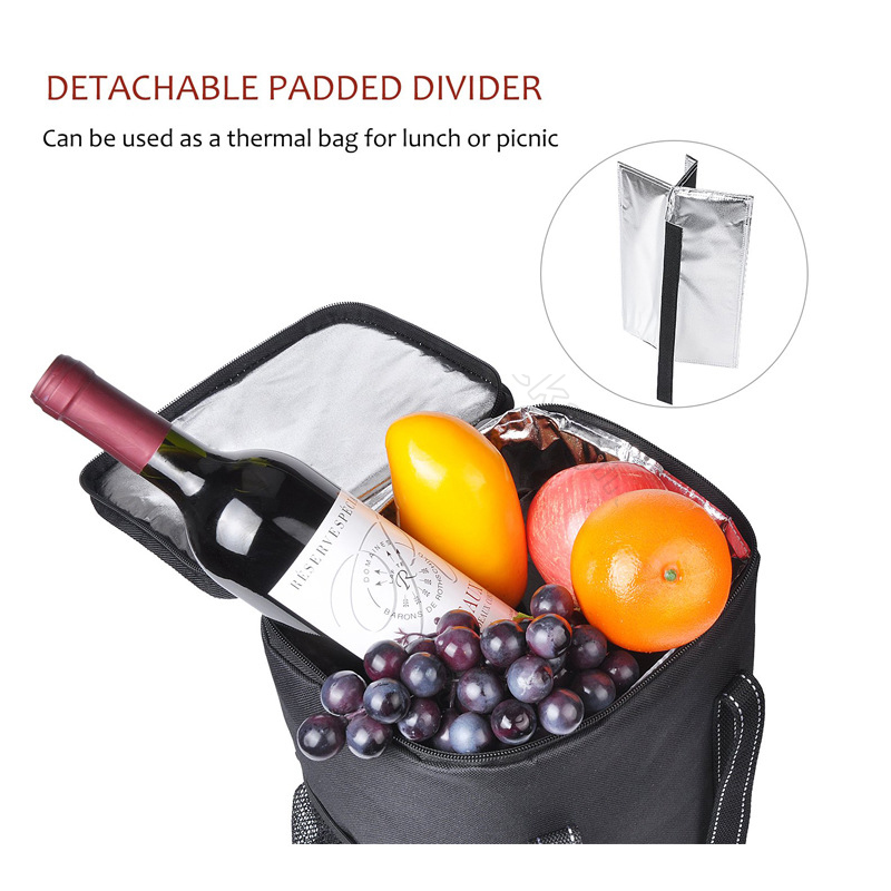 Oxford Fabric Wine Carry Bags