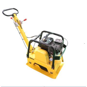 Fast efficiency double way plate compactor