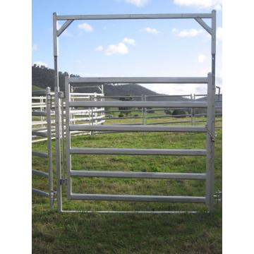 galvanized temporary metal horse round yards