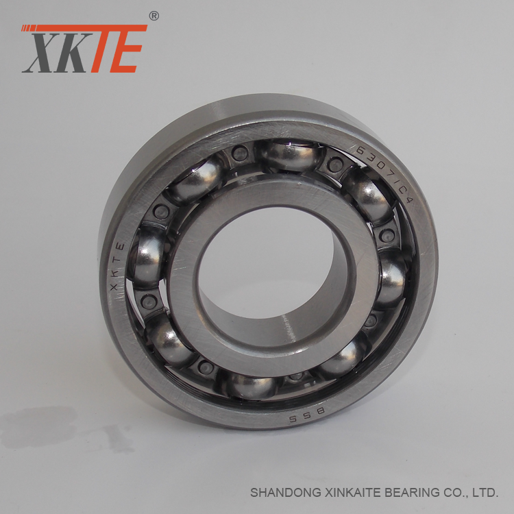 6307 C4 Open Deep Groove Ball Bearing