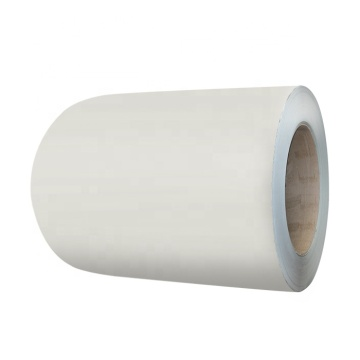 White ColorAluminum Coil For Rain Gutter