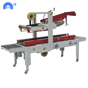 Karton Box Sealing Taping Machine With Flaps