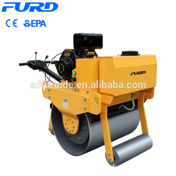 Hand Push Operated Mini Compact Road Roller Compactor FYL-700 Hand Push Operated Mini Compact Road Roller Compactor FYL-700
