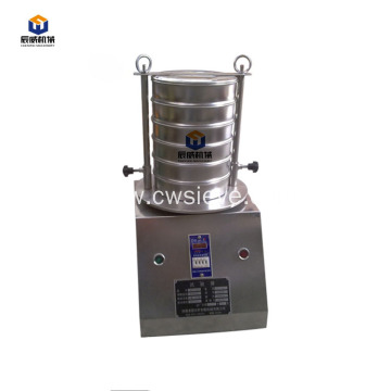 200mm vibrating testing sieve equipment
