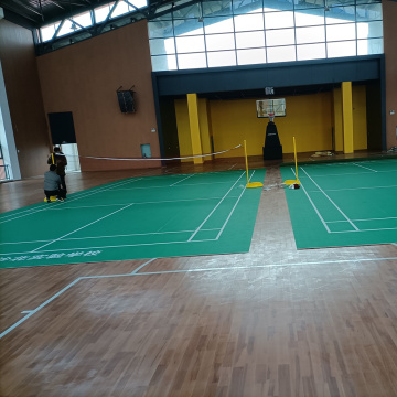 enlio BWF Badminton Court Mat