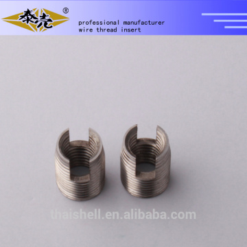 high pull-out resistance self-tapping screw inserts for wood