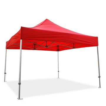 pop up stretch steel frame party tent