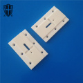 96% alumina ceramic electronic base insulating board plate