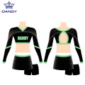 Youth Long Sleeve Cheer Costume