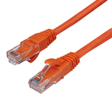 CAT6 Network Cable With Plug Assembly