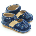 Small MOQ Kid Shoes Children Squeaky Shoes