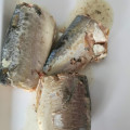 Canned Mackerel Fish In Brine Flavor